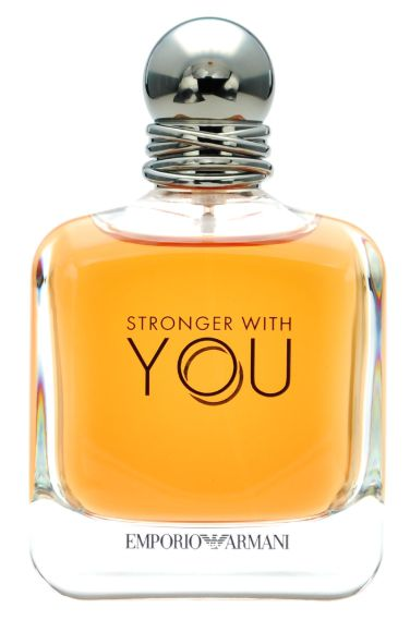 PROFUMO ARMANI STRONGER WITH YOU H edt vap   50ml