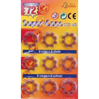 SUPER DISC 12 COLPI